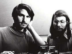 Steves both Jobs and Wozniak